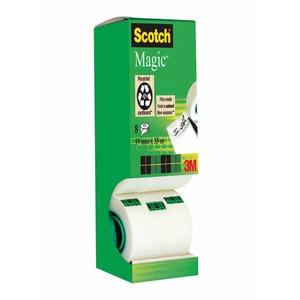 Scotch 810 Magic teippi 19mm x 33m, 8 rullaa