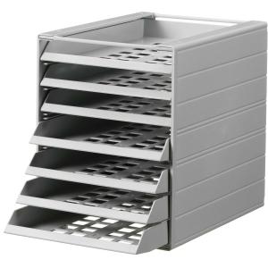 Durable vetolaatikosto A4, 7-lokeroa