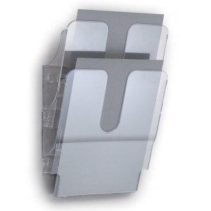 Durable seinäteline A4 pysty