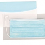 Tarifold antibakteerinen tasku maskeille