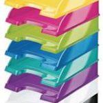 Leitz 5226 Wow lomakelaatikko, eri värejä