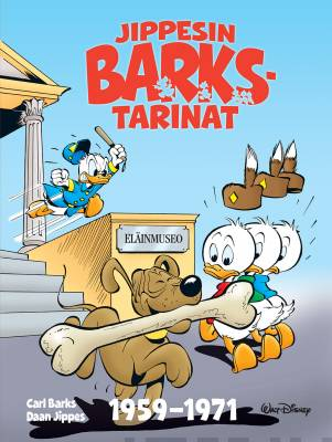 Jippesin Barks-tarinat 1951-1971