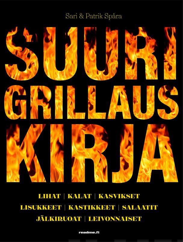 Suuri grillauskirja – Uusi laajennettu bestseller