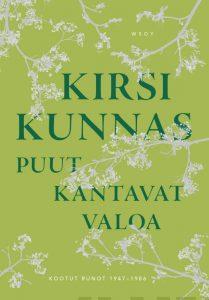 Puut kantavat valoa – Runot 1947-1986 ja suomennoksia