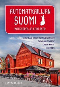 Automatkailijan Suomi – Matkaopas ja kartasto