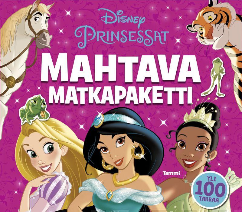 Disney Prinsessat Mahtava matkapaketti