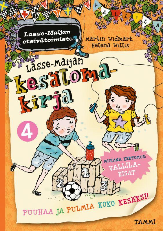 Lasse-Maijan kesälomakirja 4