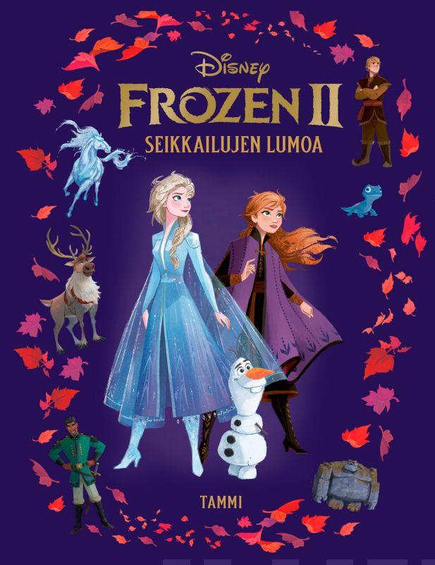 Frozen 2 – Seikkailujen lumoa